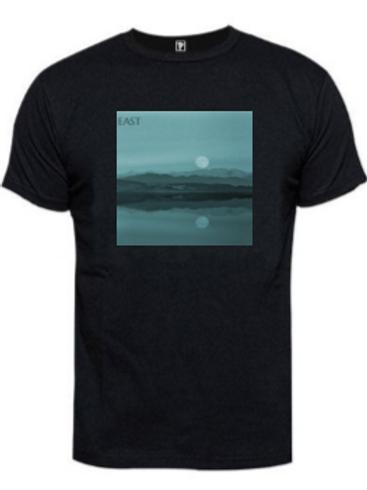EAST Black T-shirt