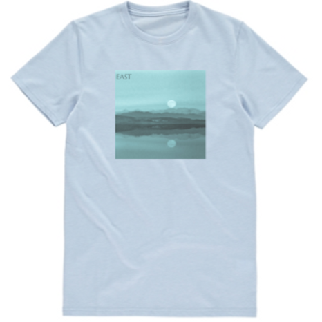 EAST Blue T-shirt