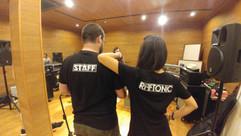 Busy staff !