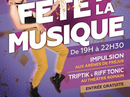 Fête de la Musique 2021 au Théâtre Romain !