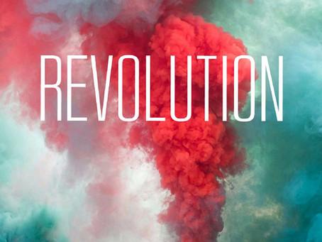 Revolution video clip @07 pm !