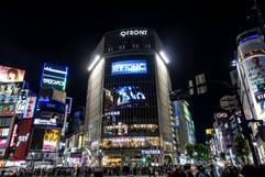 Shibuya Giant Screen