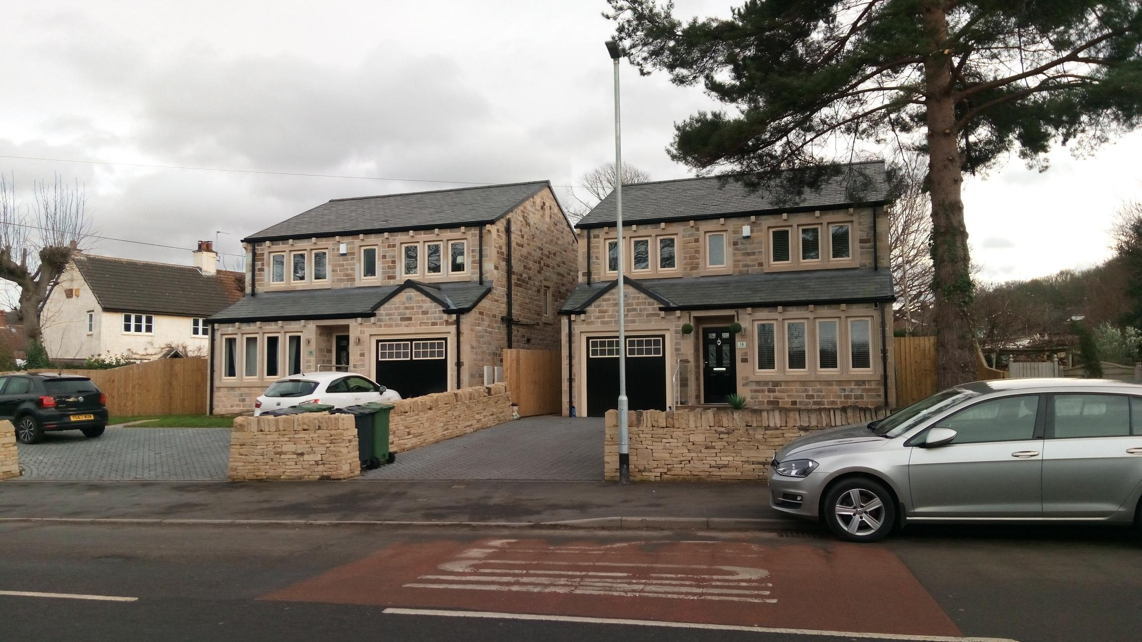 New Builds, Mirfield