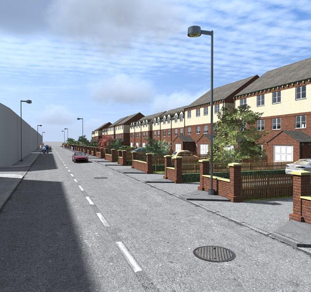 Castleford Residential