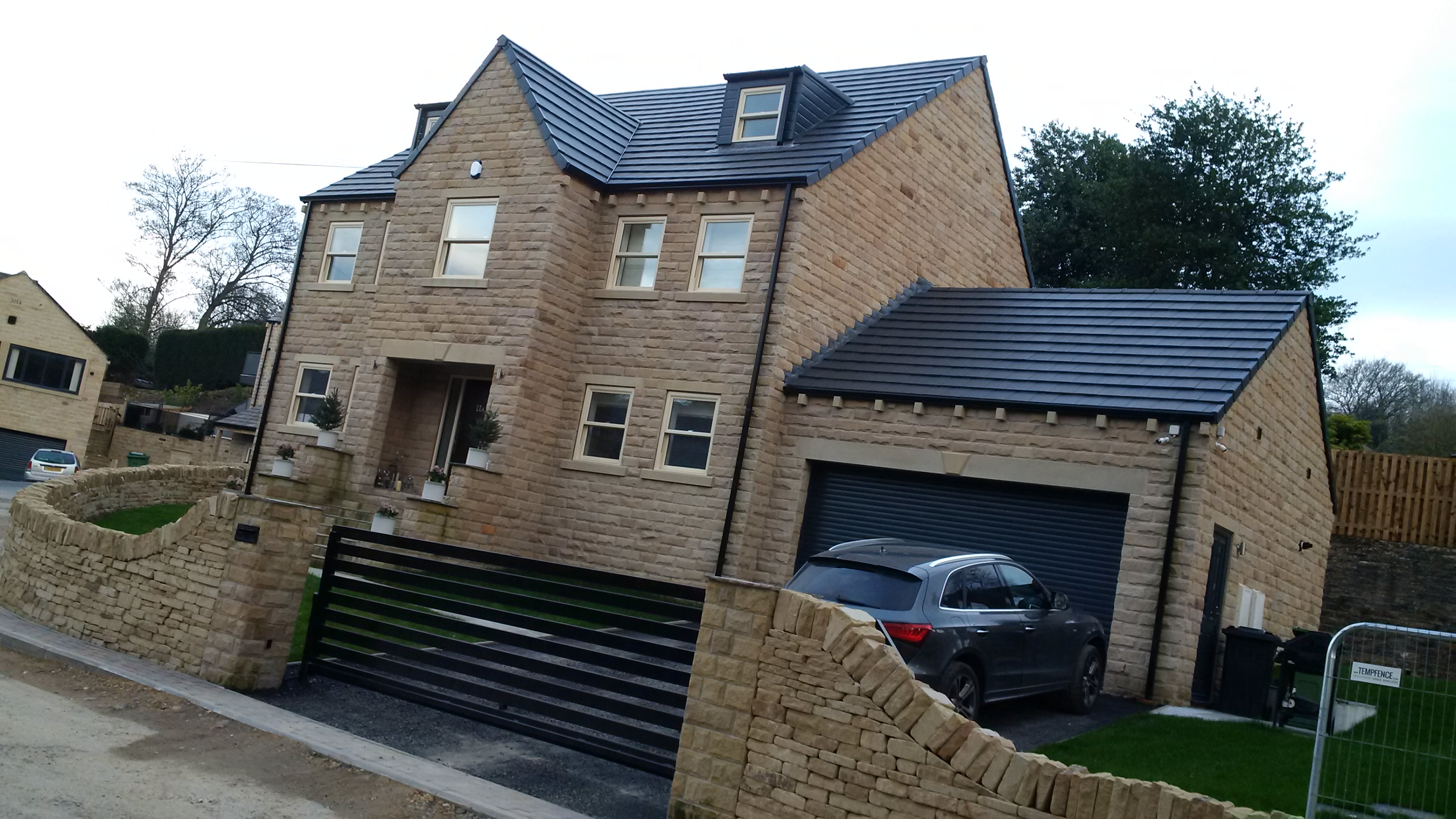 New Build, Denby Dale, Huddersfield