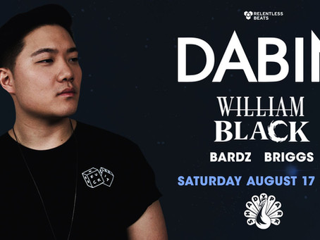 Preview: Dabin @ Shady Park Tempe