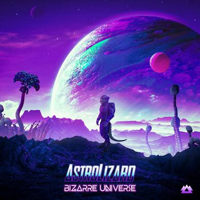 AstroLizard's Debut LP 'Bizarre Universe' Has Landed