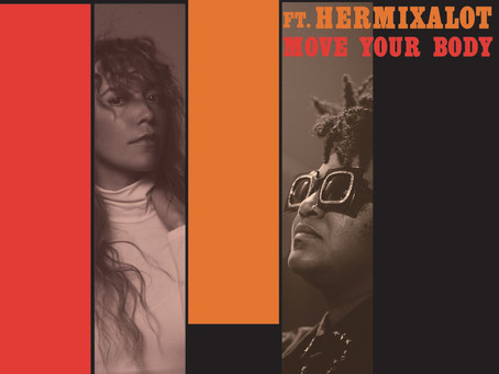 """LP Giobbi and hermixalot Join Forces Once Again For """"Move Your Body"""""""