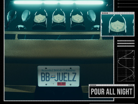 """Juelz Destroys Again With Hip-Hop Hybrid """"Pour All Night"""" Out Now on Night Mode"""