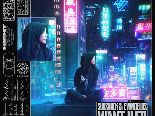 Subshock & Evangelos Release Sundry EP 'Want U'