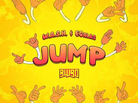 "W.A.S.H and EGalas Collide on Their Global Bass Collaboration ""Jump"""