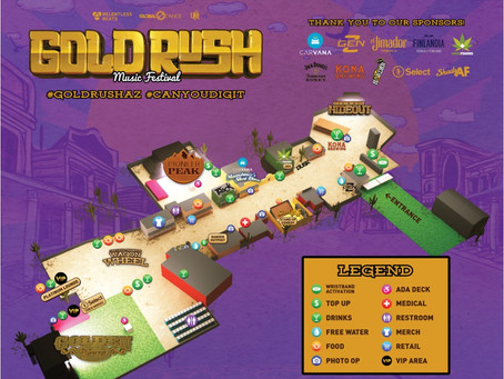 Activations Are Changing The Way We Look At Festivals: Goldrush AZ Edition