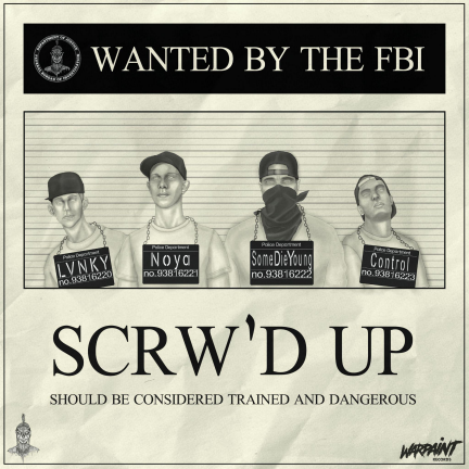"""Noya & SomeDieYoung Collab Again and the Result is """"SCRW'D UP"""""""