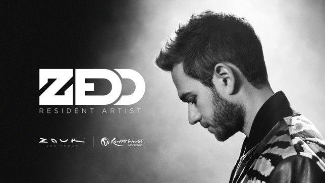 Zedd Announces New Las Vegas Residency