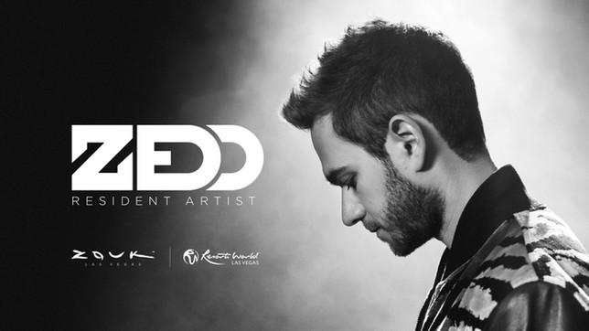 Zedd Announces New Las Vegas Residency