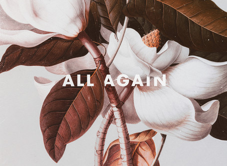 """KRANE and Boombox Get Right With Stunning Collaboration """"All Again"""""""