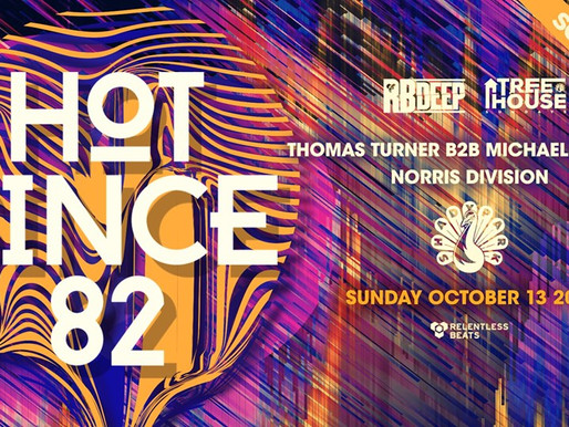 Hot Since 82 Times Two