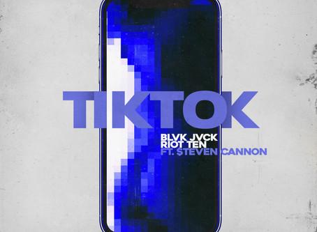 BLVK JVCK & Riot Ten Trek To 'TikTok' Fame With Their Energetic New Collaboration