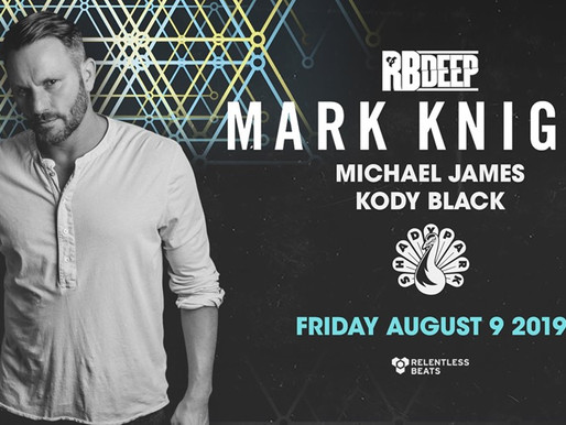 Toolroom Records boss Mark Knight comes to Shady Park
