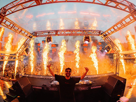 "R3HAB Keeps the Music Coming with ""Ones You Miss"""