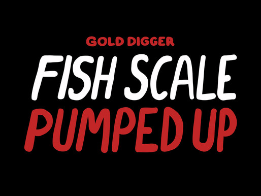 """Fish Scale Drops G-House Sound """"Pumped Up"""""""