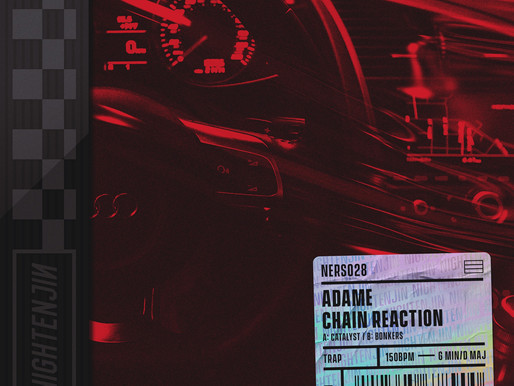 Adame Sets Off a 'Chain Reaction' with New EP