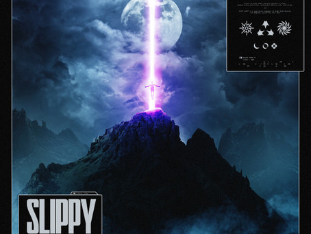 """Slippy Unveils Ethereal Double-Sided Single, """"Lone/Feel Alive,"""" Out Now via Night Mode"""
