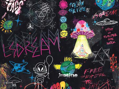 "LSDREAM & Taylr Renee Unveil Their Inspirational New Single ""FOLLOW THE VIBE"""