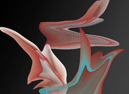"aiwake & Saen. Muster Melodic Masterpiece ""Faded Patterns"""