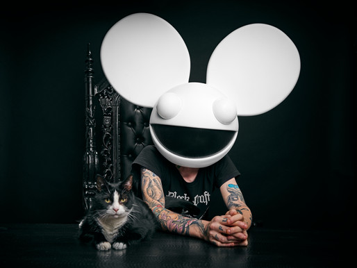 Deadmau5 Teases Exciting New VR Project on the Unreal Engine
