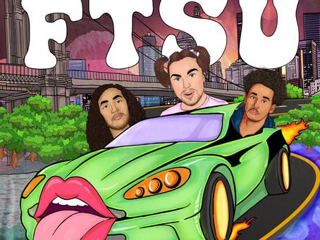 Powerhouse Squad Wreckno x  jordnmoody x Ujuu Get Right Tesla Style With Their New Banger 'FTSU'
