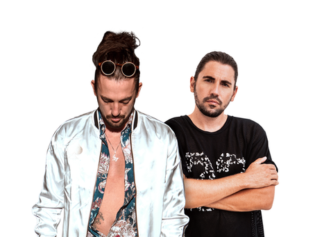 """Dimitri Vegas, Like Mike & R3HAB Ring in Holidays with Their Take on """"Santa Claus Is Coming To Town"""""""