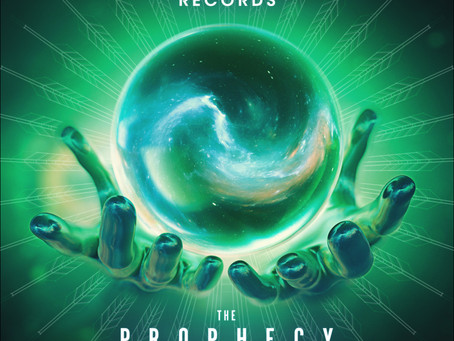 Bassrush Packs the Talent into The Prophecy: Volume 3 with 11 New Tracks