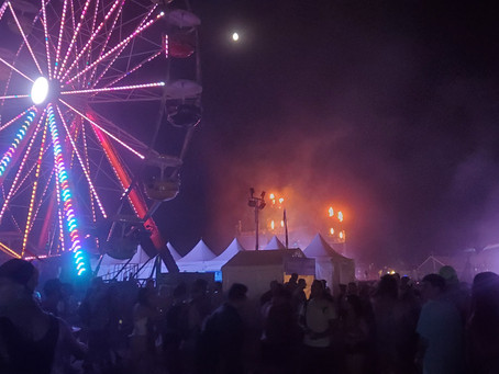Moonrise: In Review .. The Props, Slops and Everything In-Between