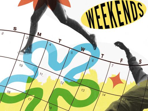 """Ookay Enjoying his """"Weekends"""" Ahead of Sophomore Album"""