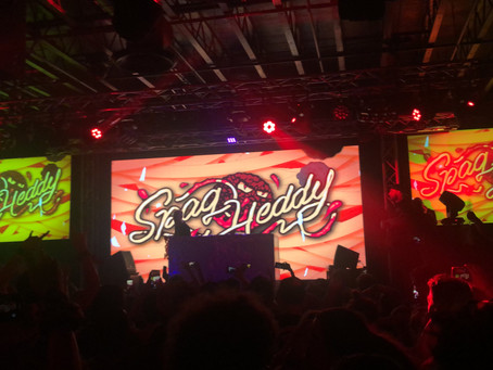 Spag Heady @ AURA: In Review