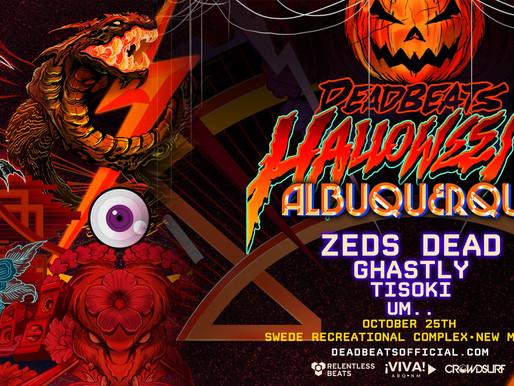 Deadbeats Halloween: New Mexico