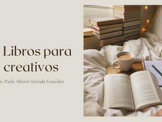 5 Libros para fomentar tu creatividad