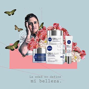 Diseño de cartel/ Paola Ahtziri