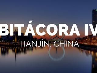 BITÁCORA V: Tianjín, China.
