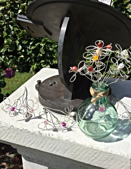 Wirework Daisies