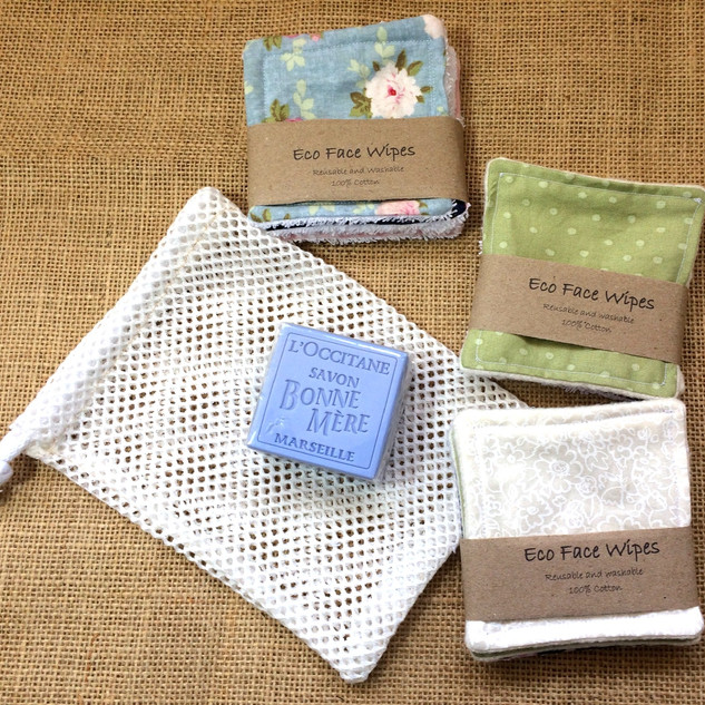 Eco Face Wipes