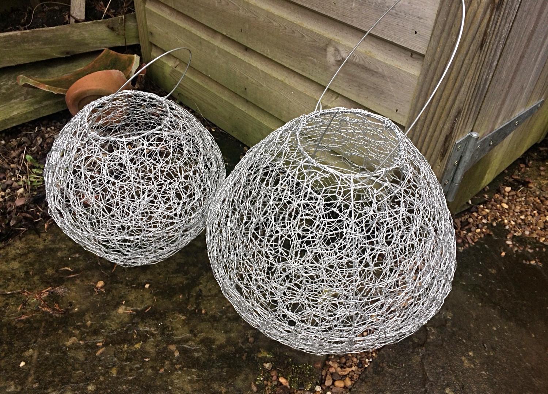 Wirework Lanterns