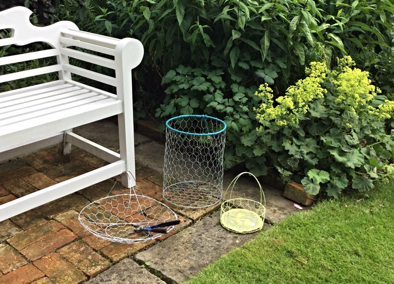 Wirework Baskets