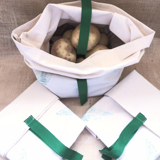 Eco Potato Bag
