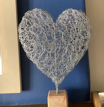 Wirework Heart