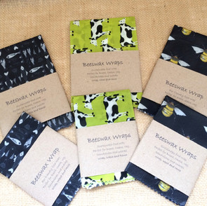 Eco Beeswax Wraps