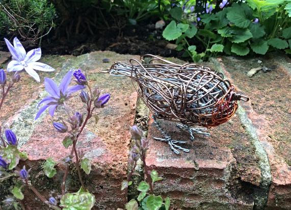 Wirework Robin