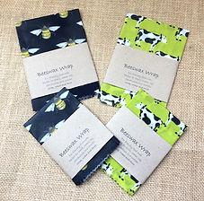 Eco Beeswax wraps