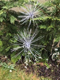 Wirework Dandelion seeds